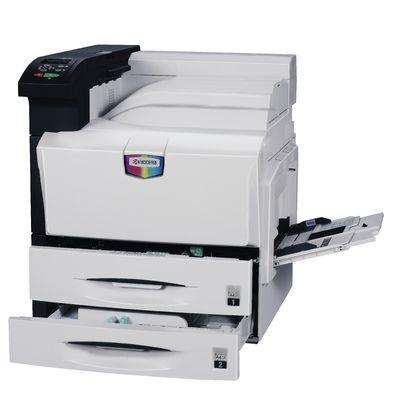Цветной сетевой лазерный принтер формата A3 с автоматическим